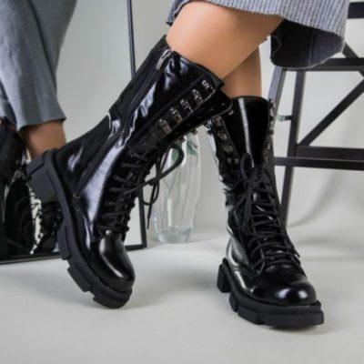 Ботинки деми, зима